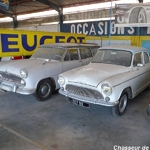 Simca Marly et P60