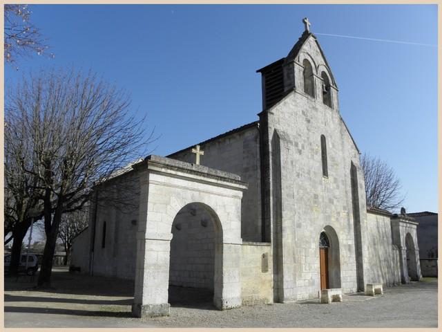 Blog de sylviebernard-art-bouteville : sylviebernard-art-bouteville, Châteaubernard - Chapelle des Templiers 2011