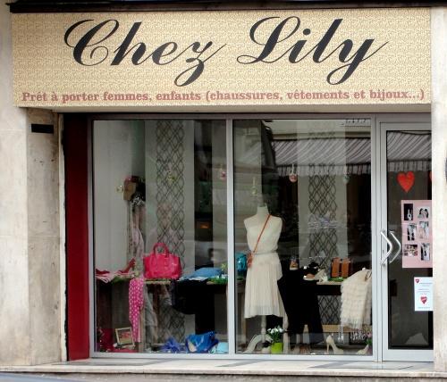 Chez Lily..