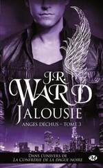 Anges déchus tome 3- Jalousie