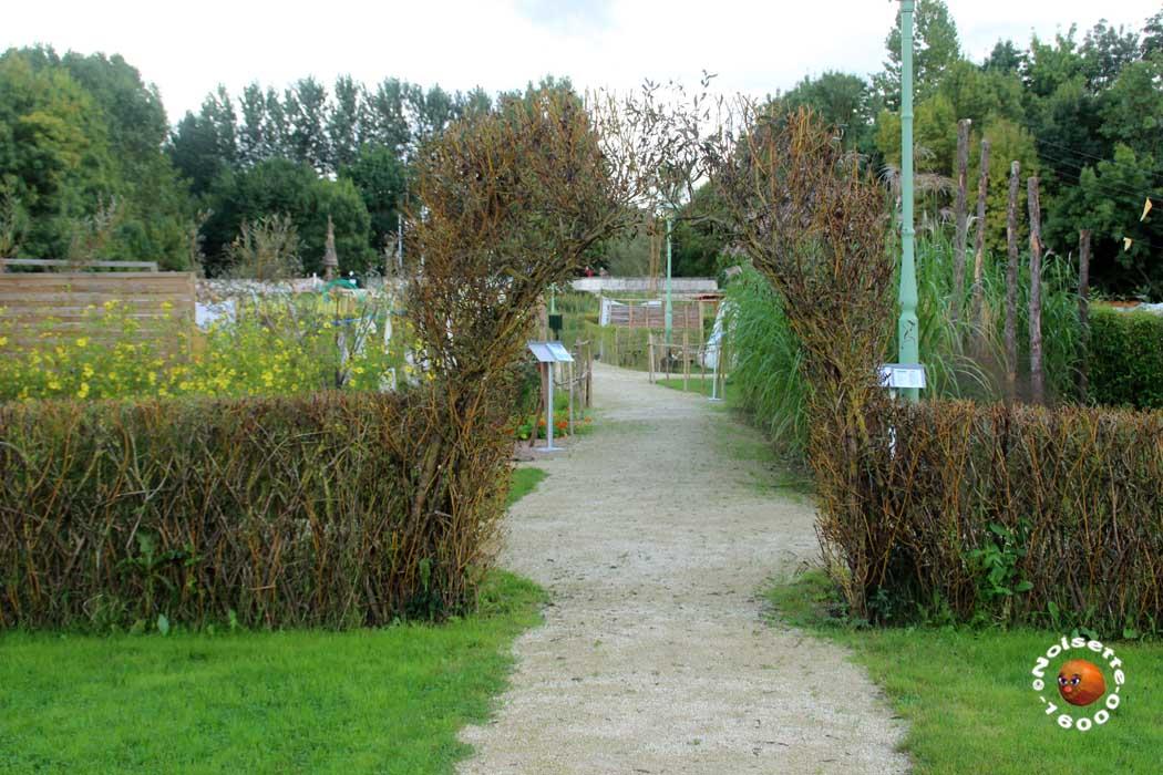 Jardin de Saint Fraigne en Charente - Angoulême