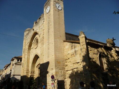 L'église Notre Dame des Sablons