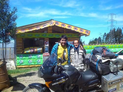 Sur la Panaméricana, du nord au sud !!!