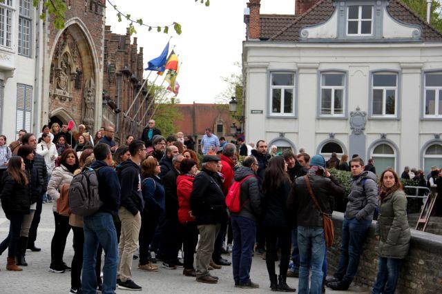 Bruges : la plus belle ville au monde mais...