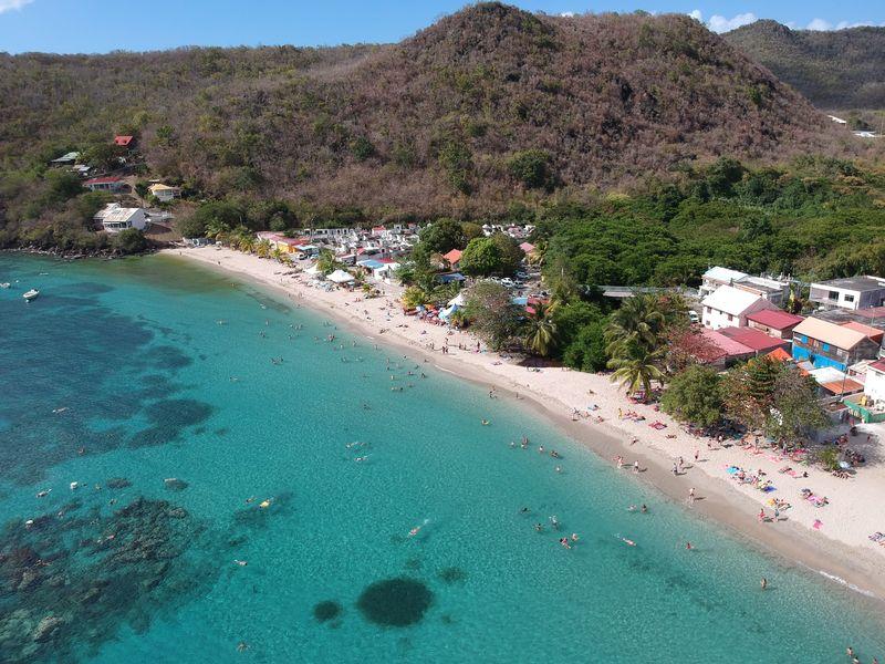 Notre top 5 des plus belles plages de la Martinique