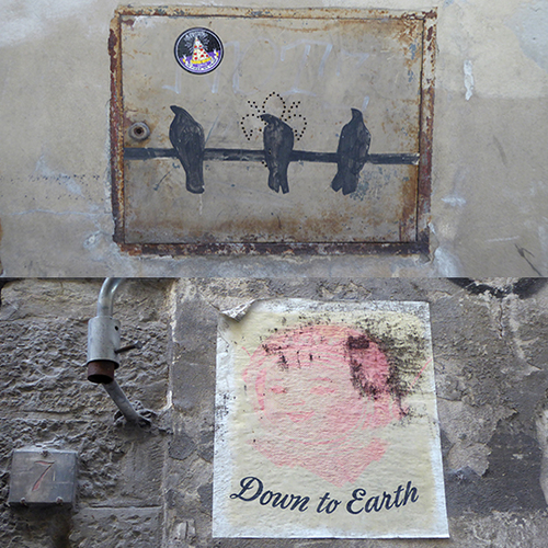 STAY UNDERGROUND DOWN TO EARTH - 5