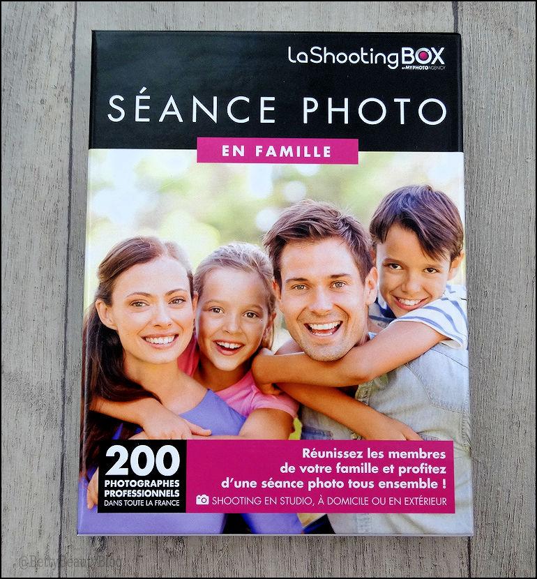 La shooting box le cadeau idéal pour la fête des mères (surprise)
