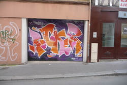 ma collection de tags et graffiti