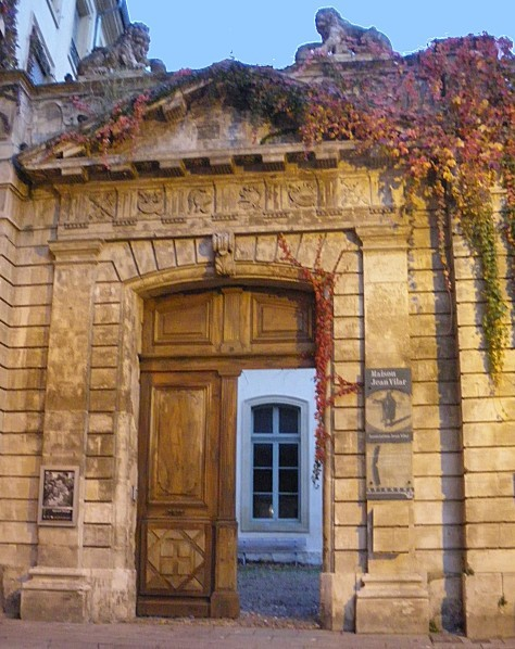 Avignon - Maison Jean Vilar