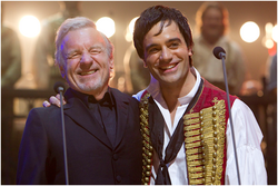 Colm and Ramin