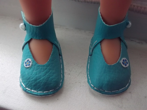 Des chaussures pour Chéries et paola reina
