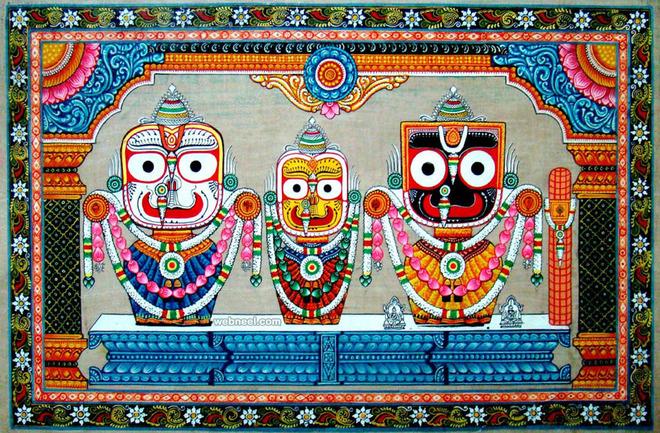 patta painting odisha