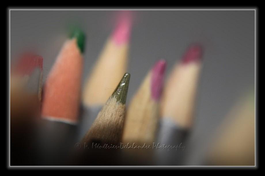 Crayons de couleur...