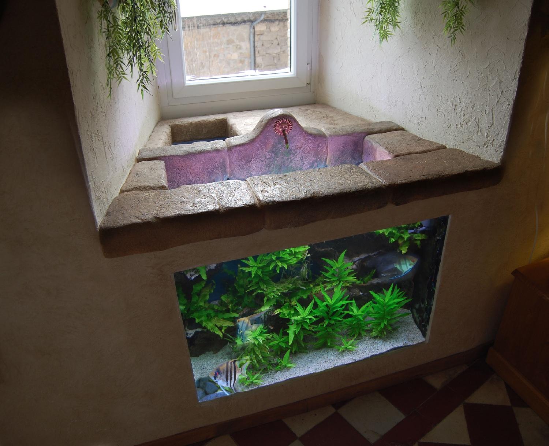 Table A Manger Aquarium Beautiful Location Vacances Appartement