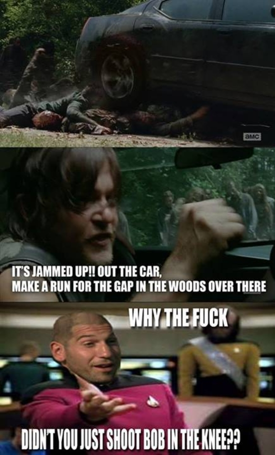 The Walking dead memes10