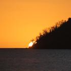 Un soir à l'Anse à l'Âne (Trois-Îlets) - Photo : Michaël