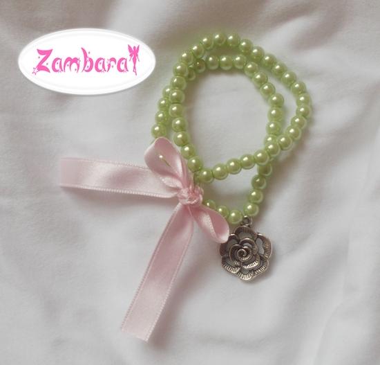 Bracelet fleur 1-1