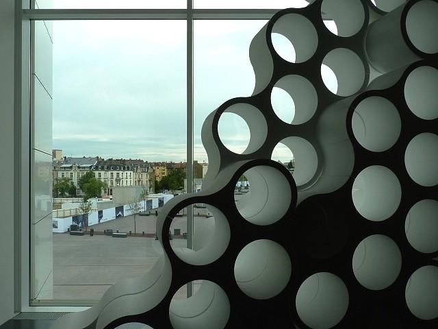 Galeries du Centre Pompidou-Metz 21 Marc de Metz 29 02 2013