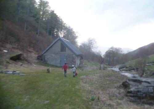 Cabane (1 nuit) : visite de cabanes en Luchonnais (31)