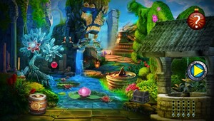Jouer à Escape from fantasy garden