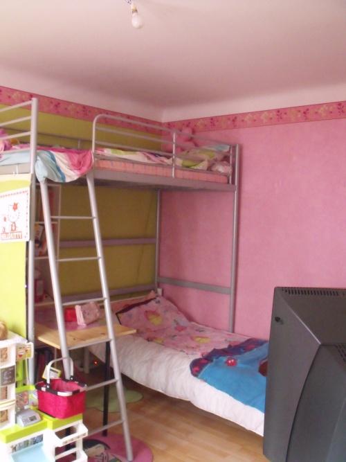 puis deux chambre....