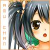 //15 Octobre// Happy Birthday amu chan ♥