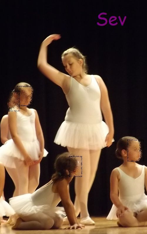 Manon et la Danse
