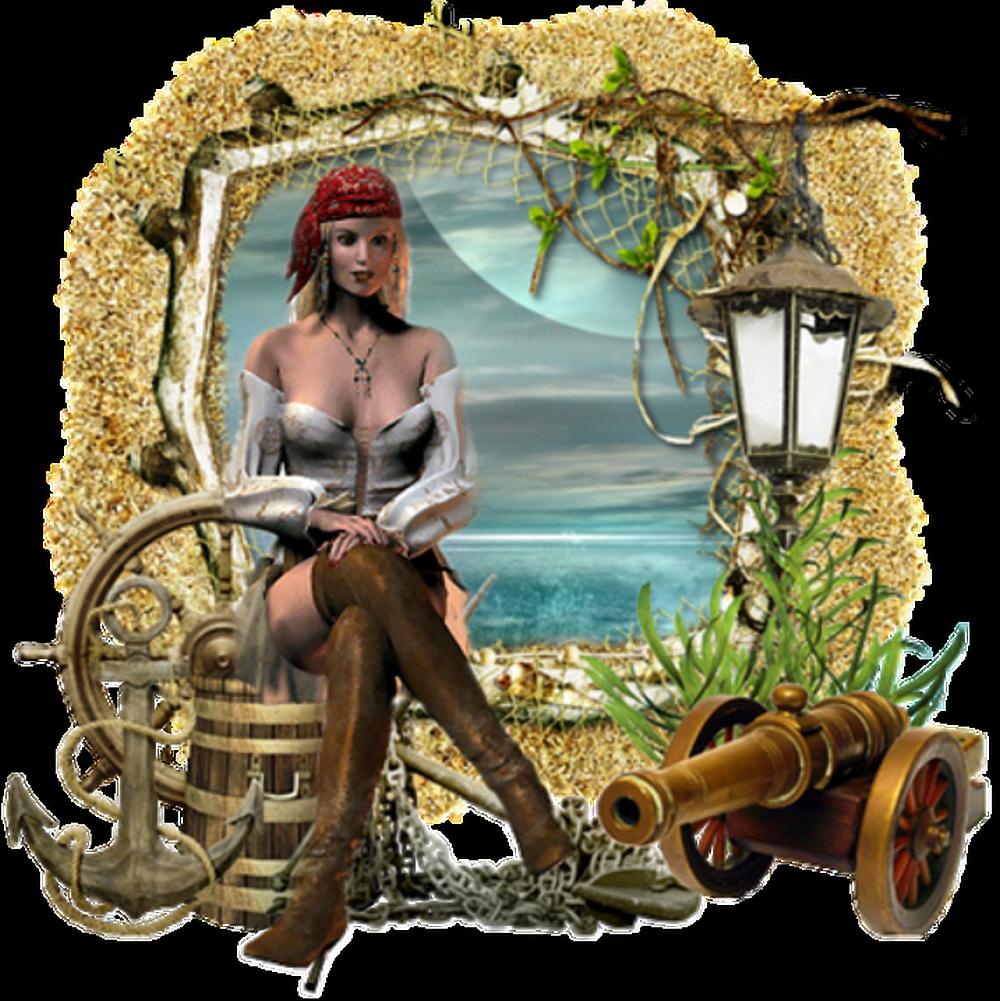 La pirate