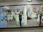 Mosaïques de l'ère soviétique