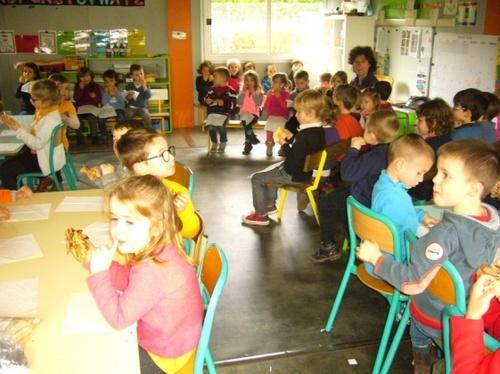 Les actualités pédagogiques de Saint-Guénolé en Avril!