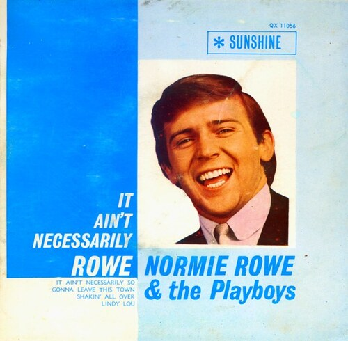Normie Rowe -  Lindy Lou