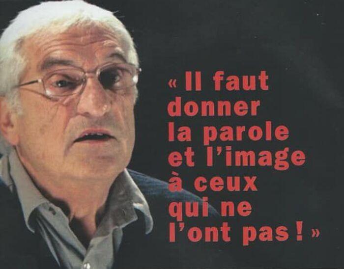 MERCI MARCEL ! L'hommage du SNJ-CGT à Marcel Trillat