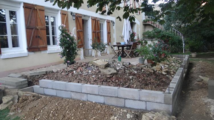 La terrasse (suite 3)