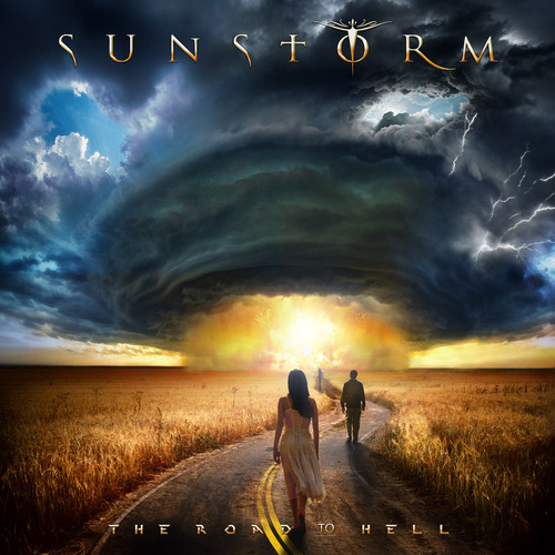 Sunstorm : The Road To Hell -cover