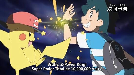 Pokémon Sun & Moon épisode 54 en RAW en Streaming