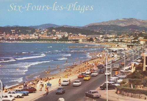 CÔTE D'AZUR : Villes et Villages - les beaux coins de la côte -