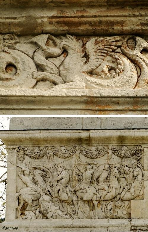 """""""Les Antiques"""" site archéologique de Glanum"""