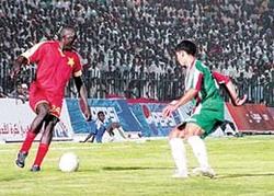 El Merrikh SC (Soudan) - MCA  1-0