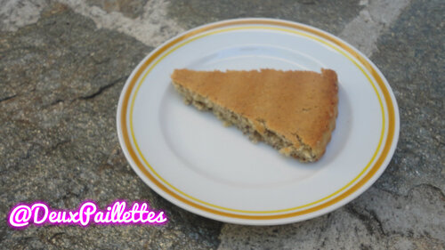 Gâteau sans matières grasses