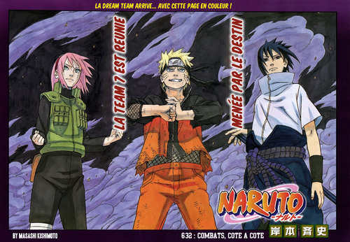 Naruto Shippuden scan 632