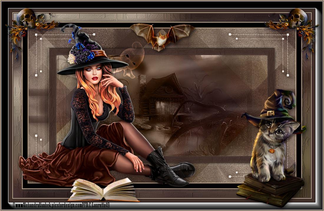 Journée d'halloween