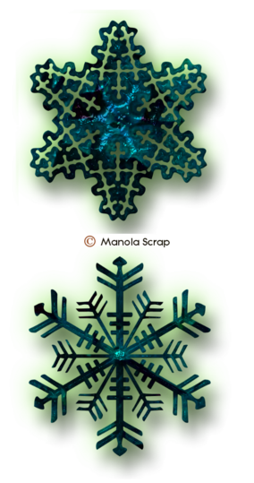 Cristaux de neige 1