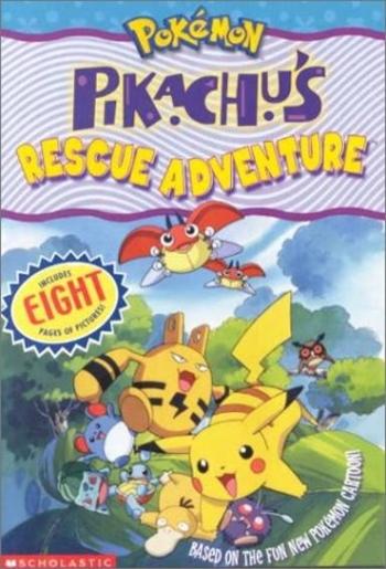 Pikachu's Rescue Adventure mini-film 3