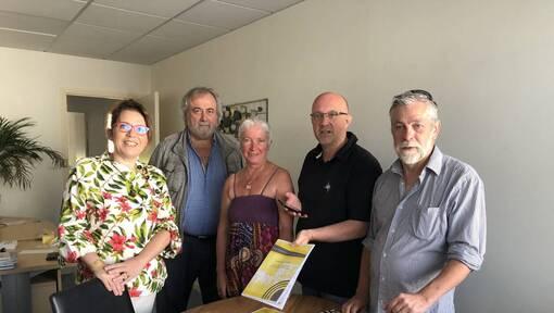 Quimper. Des Gilets jaunes reçus par la députée (OF.fr-1/07/19-7h01)