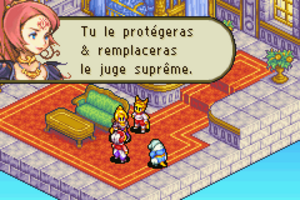 Final Fantasy Tactic Advance - Chapitre 16 - La trouvaille