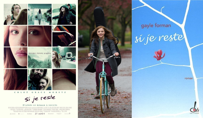 Le coin des lecteurs - If i stay, Gayle Forman