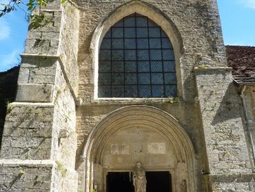 (39) Abbaye de Baume-les-Messieurs