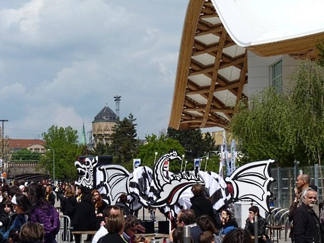 Pompidou Metz pique-nique 16 16 05 10