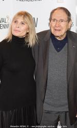 Candice Patour & Robert Hossein