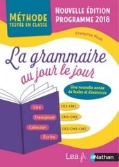 La grammaire au jour le jour Tome 3 version 2019